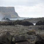Giants Causeway Coast from Dunseverik Harbour