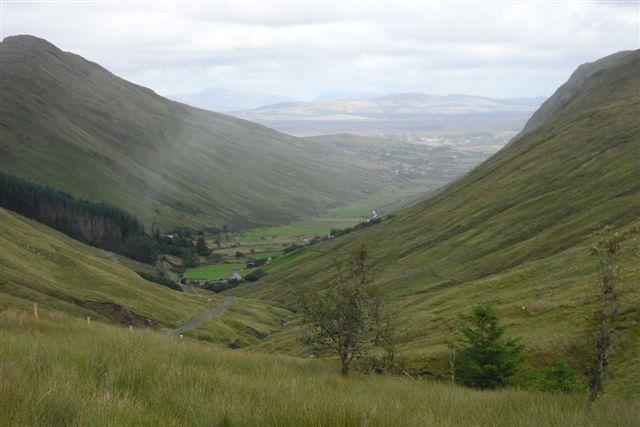 Glengesh-Pass