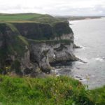 Cliffs near Dunluce